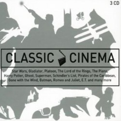 2nd HAND / OCCAS : VARIOUS : CDx3 Classic Cinema