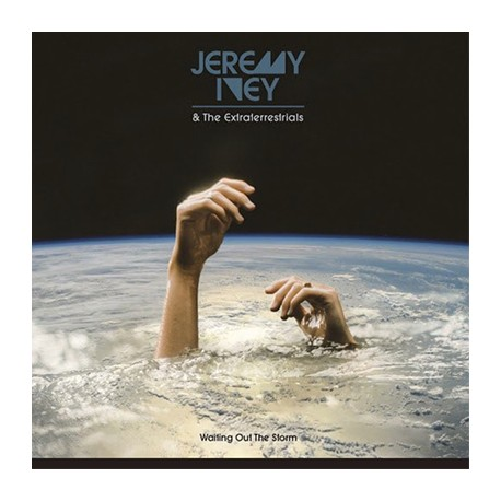 JEREMY IVEY AND THE EXTRATERRESTRIALS : LP Waiting Out The Storm