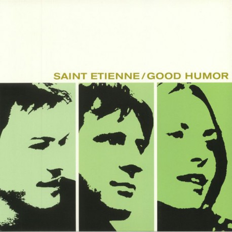 SAINT ETIENNE : LP Good Humor