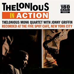 THELONIOUS MONK : LP Thelonious in Action