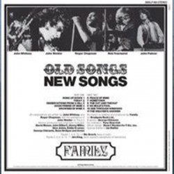 FAMILY (prog GB) : LP Old Songs New Songs