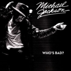 JACKSON Michael : LP Who's Bad