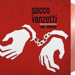 MORRICONE Ennio : LP Sacco E Vanzetti