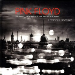 "PINK FLOYD : 10""LP+CD+DVD London 1966/1967"