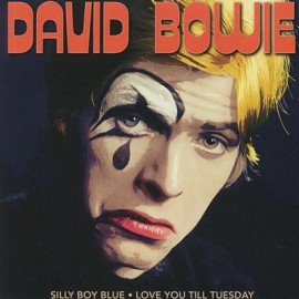 BOWIE David : Silly Boy Blue (blue)