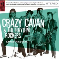 CRAZY CAVAN : CD Crazy Rhythm