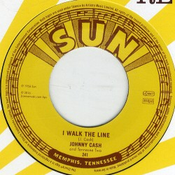 CASH Johnny : I Walk The Line