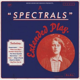 """SPECTRALS : 12"""" Extended Play"""