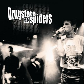 DRUGSTORE SPIDERS : LP Contraband