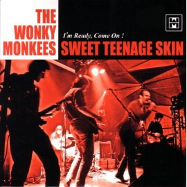WONKY MONKEES (the) : Sweet Teenage Skin