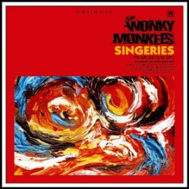 WONKY MONKEES (the) : LP Singeries
