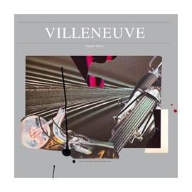 """VILLENEUVE : 12"""" Death Race EP"""