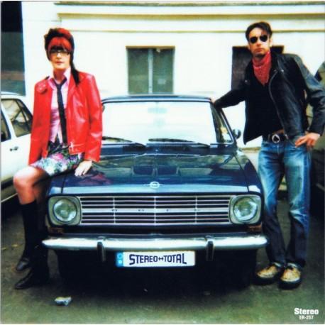 STEREO TOTAL : Plastico EP