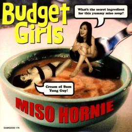 BUDGET GIRLS : Miso Hornie