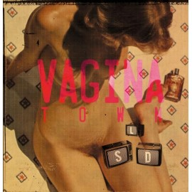 """VAGINATOWN : 12""""EP LSD"""