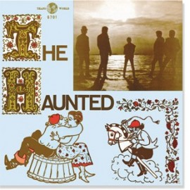 HAUNTED (the) : LP S/T 180g