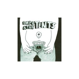 IMPO & THE TENTS : LP S/T