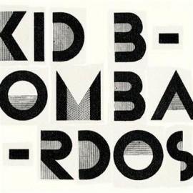 "KIND BOMBARDOS : 10""EP I Round The Bend"