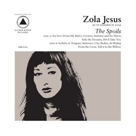 ZOLA JESUS : LP The Spoils