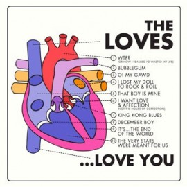 LOVES (the) : ... Love You