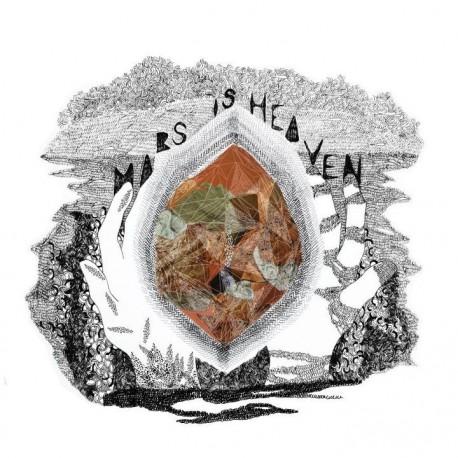 ELA ORLEANS : LP Mars Is Heaven