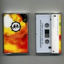 DEARDARKHEAD : K7 Spiral Down And Vibrate Cassette