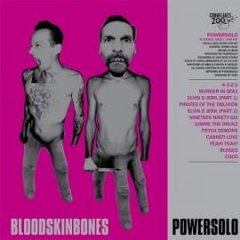POWER SOLO : CD Bloodskinbones