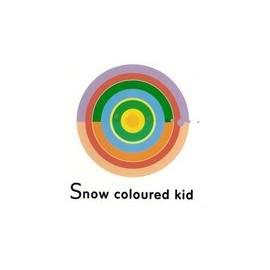 SNOW COLOURED KID : Broken Glasses