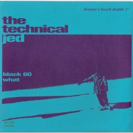 "SPLIT TECHNICAL JED (the) / TWITCH HAZEL : 2x7""EP Kramer's Beach"