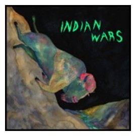 INDIAN WARS : If You Want Me