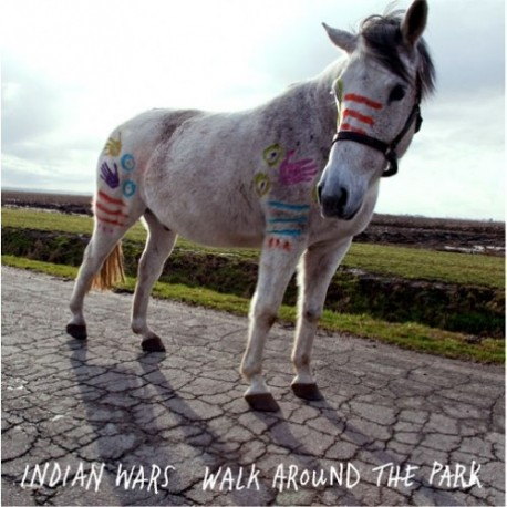 INDIAN WARS : LP Walk Around The Park