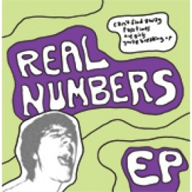 REAL NUMBERS : EP 7""