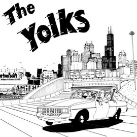 YOLKS (the) : LP S/T