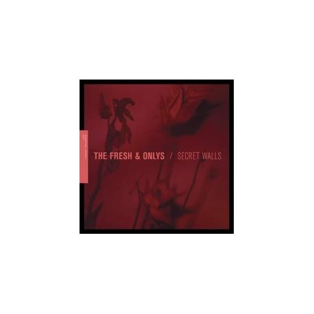 "FRESH & ONLYS (the) : 12""EP Secret Walls"