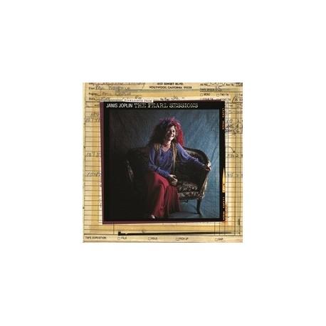 """JANIS JOPLIN : 2x10"""" Pearl Session"""