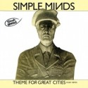 "SIMPLE MINDS : 12""EP Theme From Great Cities"