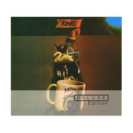 KINKS (the) : 2xLP The King Arthur