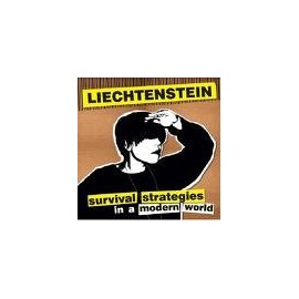 LIECHTENSTEIN : Survival Strategies 10""