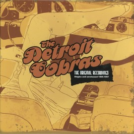 DETROIT COBRAS (the) : CD The Original Recordings