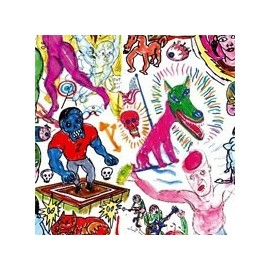 DANIEL JOHNSTON : BOX 6CD, The Story Of An Artist
