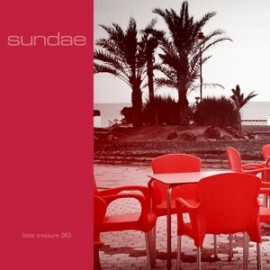 "SUNDAE : 3""CD Mil Canciones"