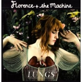 FLORENCE AND THE MACHINE : LP Lungs