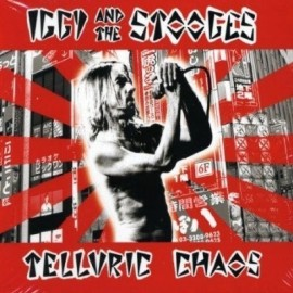 IGGY & THE STOOGES : CD Telluric Chaos