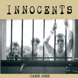 "INNOCENTS : 2x7"" Caen 1982"