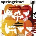 """VARIOUS : 3""""CD SPRINGTIME"""