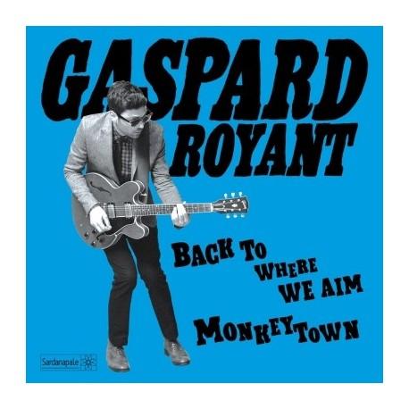 ROYANT GASPARD : Back To Where We Aim