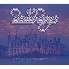 BEACH BOYS (the) : Live At Knebworth 1980