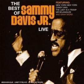 SAMMY DAVIS JR : The Best Of... Live