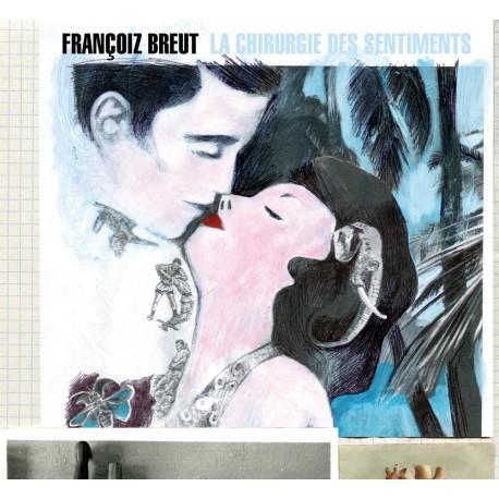 BREUT Francoiz : LP La Chirurgie Des Sentiments
