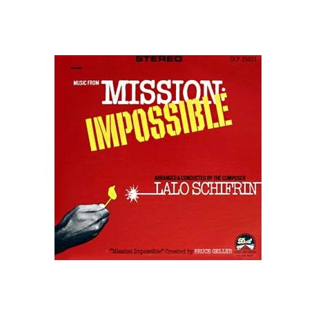 LALO SCHIFRIN : OST Mission Impossible